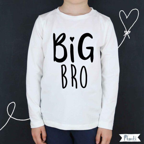 Bügelbild big Bro