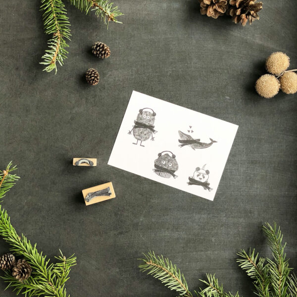 Stempel Winter